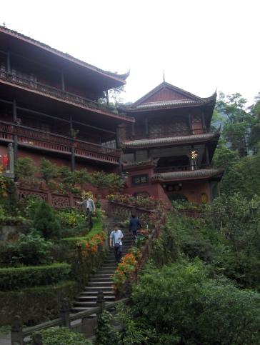 Emei shan temple