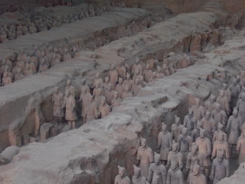 Terracotta Xian
